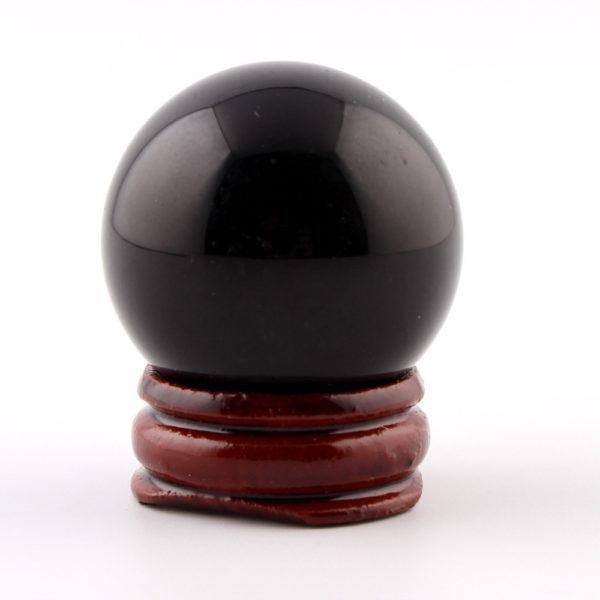 boule d'obsidienne