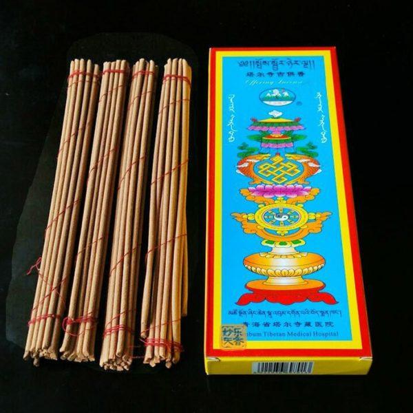 encens tibétain de kumbum