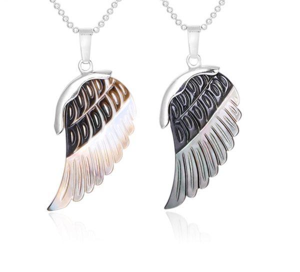 pendentif aile d'ange