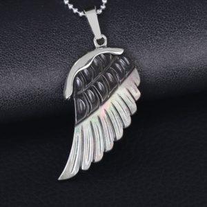 pendentif ange gardien