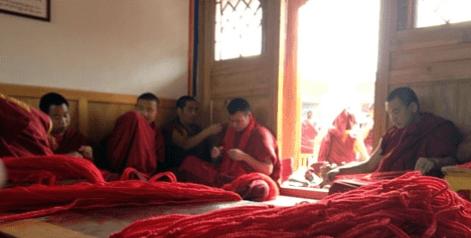 bracelet bouddhisme