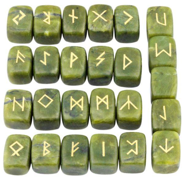 runes vikings jade