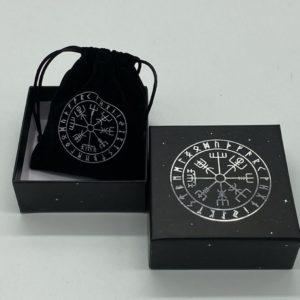 runes divinatoires bois