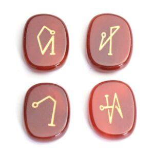 sceaux d'archanges en cornaline